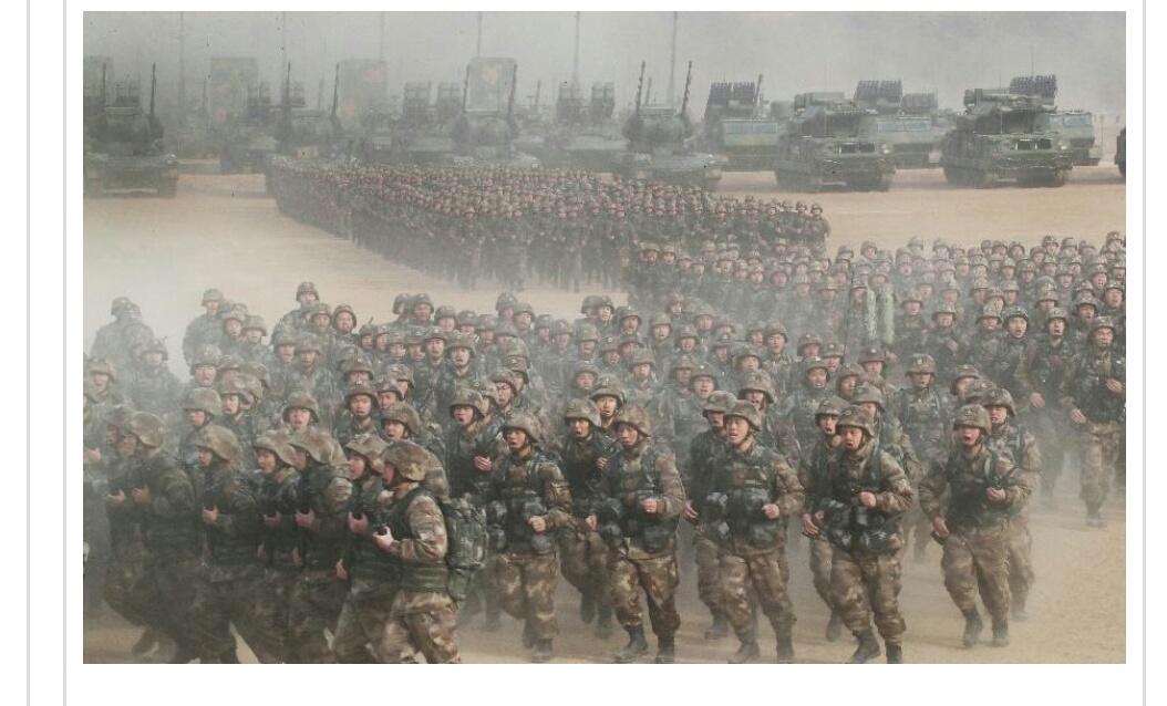 আবারো উত্তেজনা, ভারতে ঢুকে গেছে চীনের সেনাবাহিনী!
