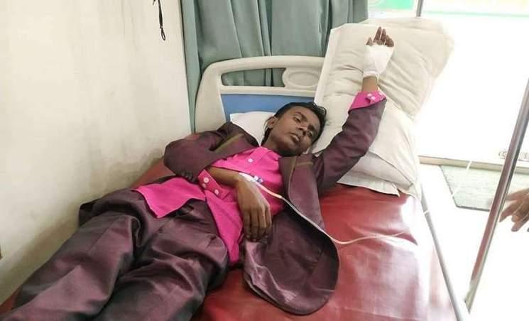 বিপদে হিরো আলম, আহত হয়ে হাসপাতালে ভর্তি