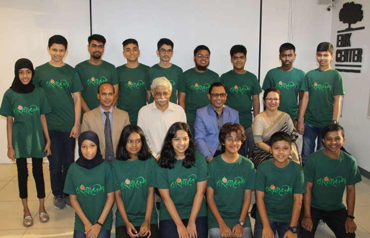 রোবট অলিম্পিয়াডে যাচ্ছে বাংলাদেশ দল