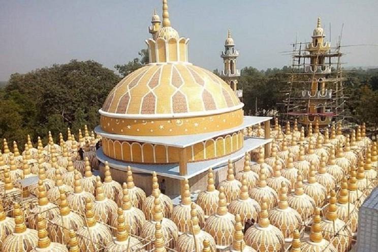 কাবা শরিফের ইমাম উদ্বোধন করবেন টাঙ্গাইলের ২০১ গম্বুজ বিশিষ্ট মসজিদ
